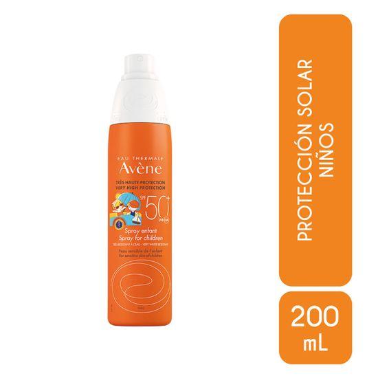 PROTECTOR-SOLAR-SPRAY-NIÑOS-AVENE-LN-SPF-50-