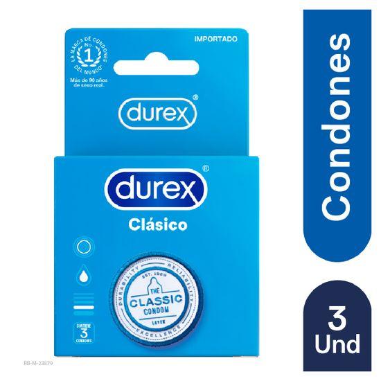 DUREX-CONDON-CLASICO